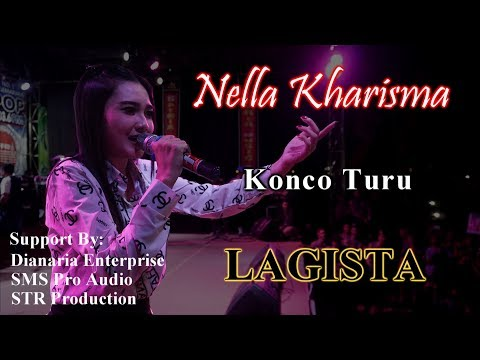 Video Nella Kharisma - Konco Turu - Lagista live Semarang Fair 2018 | HD Video download in MP3, 3GP, MP4, WEBM, AVI, FLV January 2017