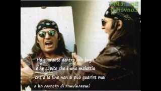 Vasco Rossi - Senza Parole -  Testo Lyrics Translation στιχοι