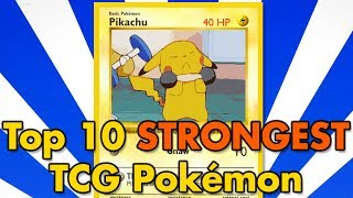 Nintendo fans, unite!▻http://bit.ly/NintendoFan We know which Pokémon are strong in the games, but does that translate to strong cards in the TCG? Let's find ...