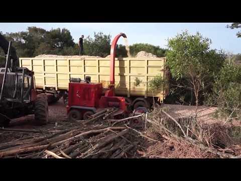 Picador para Madeira Florestal PFL 400 x 700 M-S