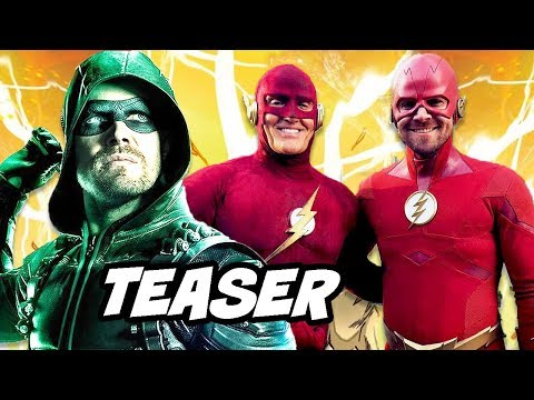 Arrow Season 7 Episode 2 - The Flash Crossover Teaser Explained