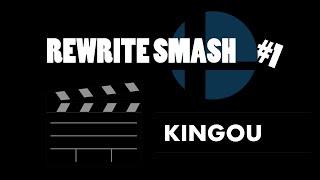 Rewrite Smash – A Scenic Smash Fight (Samus)