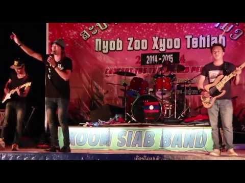 Concert Hmong 2014 - 2015 Xeev Oudomxay, Laos