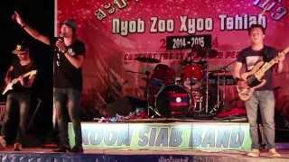 Oudomxay Laos  city pictures gallery : Concert Hmong 2014 - 2015 Xeev Oudomxay, Laos