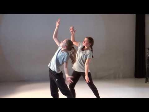 Duo Modern Jazz 11-12 ans (adage)