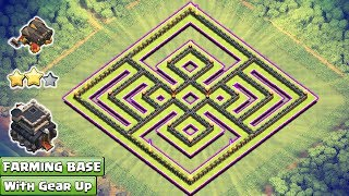 Clash of Clans - We are here with the anti-2 star Town Hall 9 Farming Base. This base is built with the new Clash of Clans updates for the year 2017. This Base will help you to protects your loots in the game. From this base opponent can't claim more than 2 star.But remember you need max defensive troops in your Clan Castle. So request your clan mate for max wizard, max balloons, and max valk. With these troops this base is perfect.-----------------------------------------------------------------------------------------------------------Subscribe : https://goo.gl/52Hu3iFacebook Page : https://www.facebook.com/baseofclans/twitter : https://twitter.com/BaseofClansClash of Clans is an addictive multi-player game which consists of fast paced action combat. Build and lead your personalized armies through enemy bases taking gold, elixir and trophy's to master the game and become a legend. Up-rise through the realms and join a clan to reign supreme above all others.----------------------------------------------------------------------------------------------------------------Music provided by NoCopyrightSoundsSong: Tobu - Colors [NCS Release]Video Link: https://www.youtube.com/watch?v=MEJCwccKWG0Tobu1. YouTube: https://www.youtube.com/user/tobuofficial2. Facebook: https://www.facebook.com/tobuofficial/3. Twitter: https://twitter.com/tobuofficial----------------------------------------------------------------------------------------------------------------Related Searches:farming base town hall 9 2017,farming base town hall 9 without xbow,farming base town hall 9 without xbows and archer queen,farming base town hall 9 protect dark elixir,town hall 9 farming base 2017,town hall 9 farming base anti everything,town hall 9 farming base no archer queen,town hall 9 farming base dark elixir,th9 farming base 2017,th9 farming base anti everything,th9 farming base without xbows,th9 farming base 2017 update,th9 farming base 2017 with replays,loot protecting th9 base 2017,double cannon,coc, clash of clans,