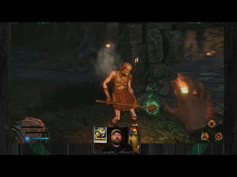 mad - Kevin plays a powerful magic wielding battle mage, showing off his shield, projectile and AOE spells. Learn how to craft your own unique spells in this clip from The Lobby. Watch more of...