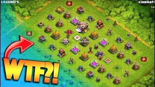 Video NO WALLS BASE IN LEGENDS LEAGUE? EASIEST ATTACK EVER! Clash of Clans MP3, 3GP, MP4, WEBM, AVI, FLV Oktober 2017