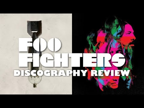 Foo Fighters - Echoes, Silence Patience & Grace/Wasting Light (Album Review) | GizmoCh