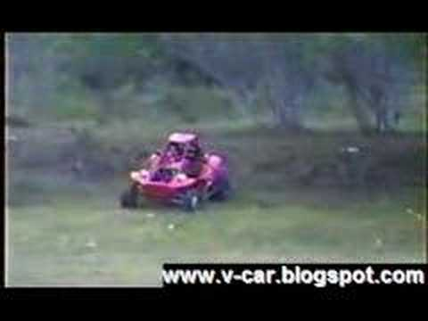 Crazy Flips ATV