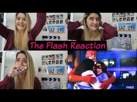 """The Flash Season 5x22 (FINALE) Reaction """"Legacy"""""""
