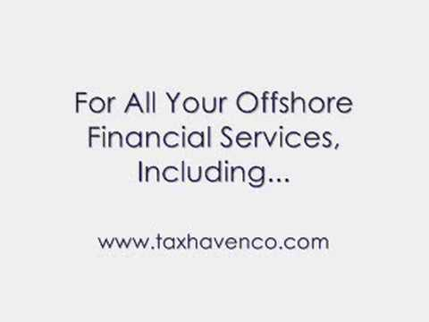 Offshore Tax Havens Banking Company Formations Swiss Banks