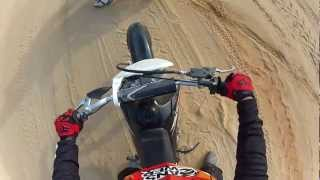 3. Me Riding Suzuki DRZ 125L - Trail Riding Day 3 (2/2)
