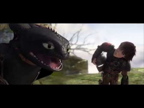 How to Train Your Dragon 2 (Clip 'Dragon Kisses')