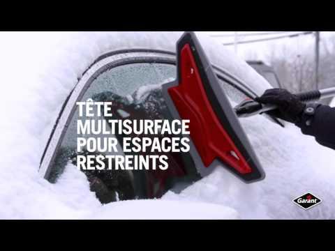 Nouveau balai à neige télescopique Garant