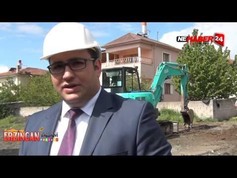 Erzincan'da yatırımlar tam gaz devam ediyor