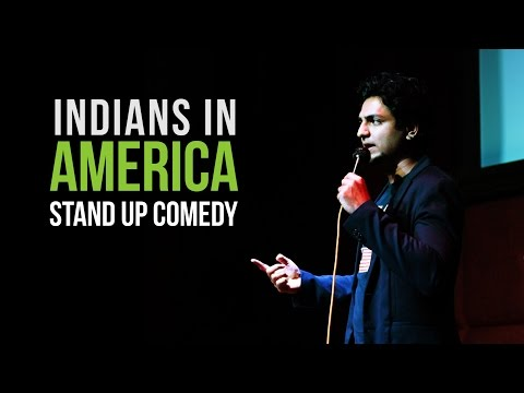 Being Indian in America, Customer Service amp Why we are quotPaavamquot  Stand up Comedy by Kenny Sebastian