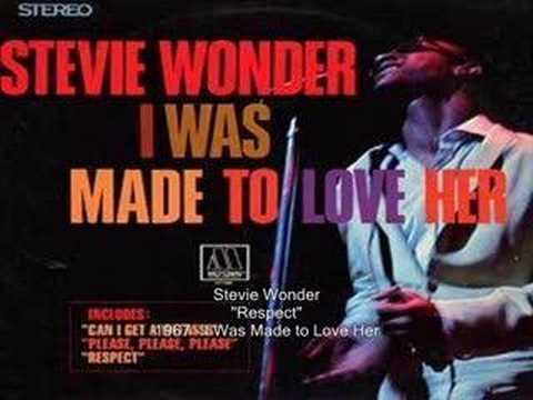 Tekst piosenki Stevie Wonder - Respect po polsku