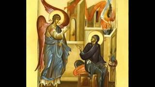 Muzikë Bizantine Shqip - Përlëshorja E Ungjillëzimit Të Hyjlindëses