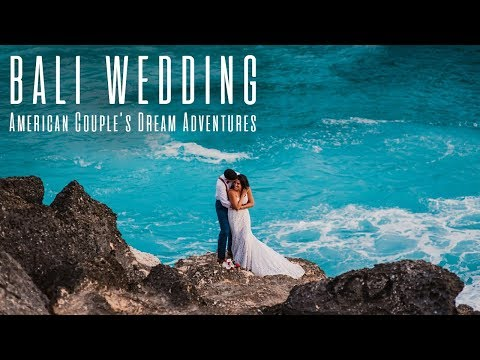 American's Amazing Wedding In Bali - Part 1