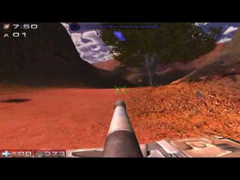 Unreal Tournament 2004 Beer Factory Assault