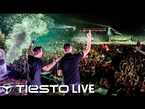 2. - Watch Tiësto & Hardwell B2B from Week 2 of Tomorrowland Get