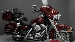 6. 2002 Harley Davidson FLHTC ELECTRA GLIDE CLASSIC - National Powersports Distributors