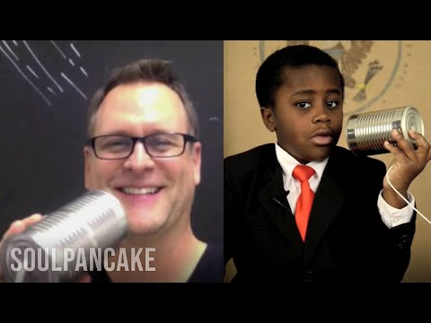 Kid President & Dave Coulier Cut It Out