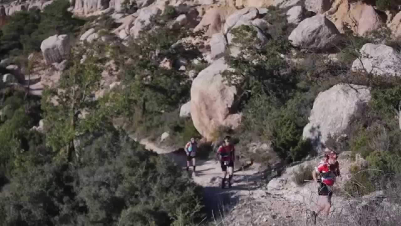 EVASIÓN TV: Ultra Trail Serra de Montsant 2014
