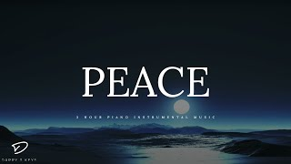 Video PEACE - 3 Hour Peaceful & Relaxing Piano Music | Meditation Music | Relaxation Music | Sleep Music MP3, 3GP, MP4, WEBM, AVI, FLV Desember 2018
