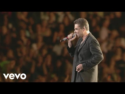 George Michael - I'm Your Man (Live From Wembley)