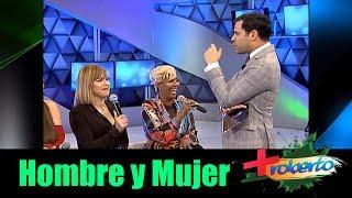 """Hombre y Mujer """"Madres, Mamis y Mamacitas"""" Más Roberto"""