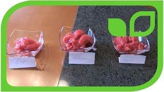 Das grosse Redlove Apfelmus Testessen