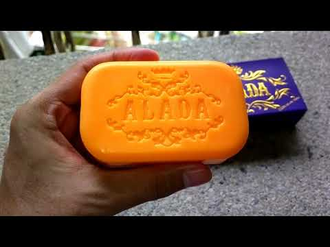 Alada Whitening Soap Review