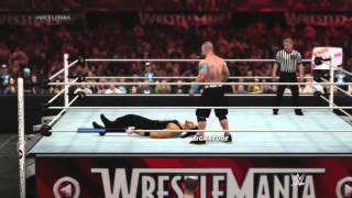 Nonton Wwe 2k16 Wrestlemania   Roman Reigns Vs John Cena Wwe Championship Film Subtitle Indonesia Streaming Movie Download