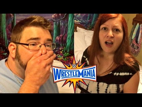 WRESTLEMANIA TICKETS STOLEN BY HOTEL MAID! GRIMS EPIC FREAKOUT!