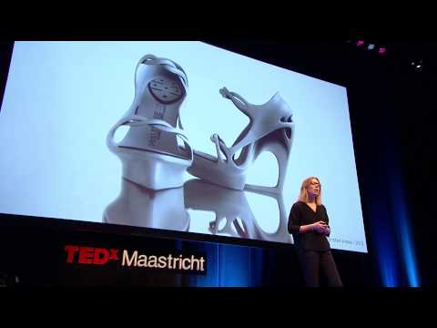 Wearable technology | Pauline van Dongen | TEDxMaastricht