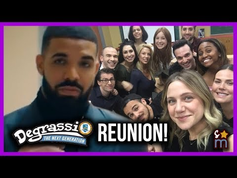 Video EVERY Degrassi Actor in Drake's I'M UPSET Music Video Reunion - Then & Now download in MP3, 3GP, MP4, WEBM, AVI, FLV January 2017