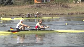 Deutsche Kleinbootmeisterschaften 2015 http://www.rudern.de Ergebnisse: 1. Rgm. RC 'Allemannia' Hamburg / Frankfurter RG Germania Jonathan Koch, Lars ...