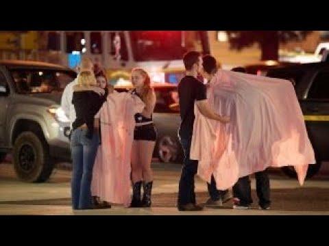 Mass shooting in Thousand Oaks, California bar