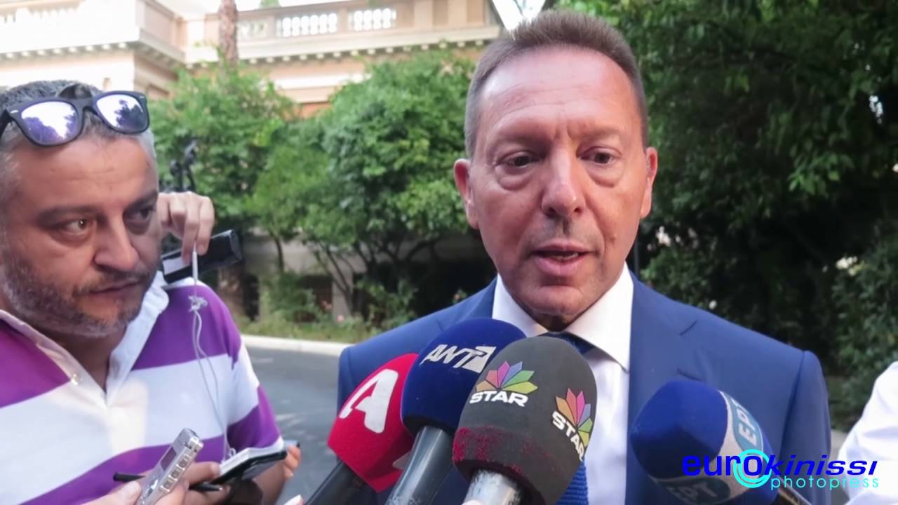 Η δήλωση του Γ. Στουρνάρα μετά τη συνάντησή του με τον Πρωθυπουργό