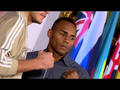 Neuvième édition du Monte-Carlo Boxing Bonanza