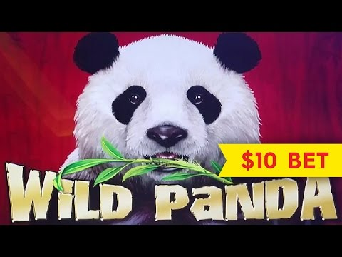 Wild Panda Slot - JACKPOT Progressive! SUPER FREE GAMES, YES!