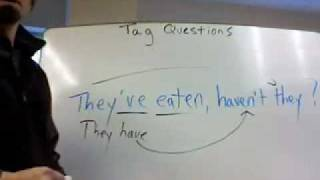Tag Questions