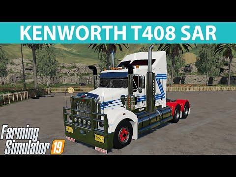 Kenworth T408 SAR v1.0.0.0