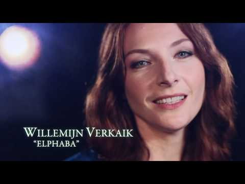 Wicked commercial - Willemijn Verkaik!