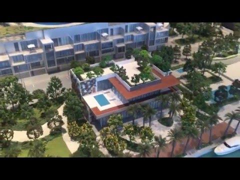 Gran Paraiso Miami - Video of Model at Sales Office