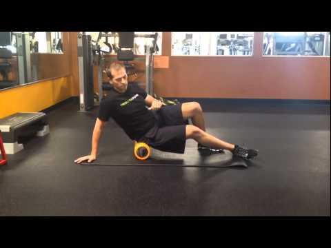 Exercices Trigger Point Grid Foam Roller le rouleau en mousse
