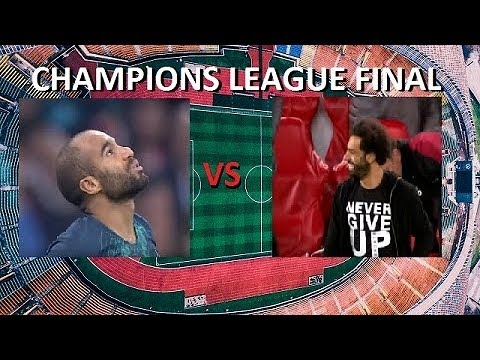 CHAMPIONS LEAGUE FINAL - TOTTENHAM VS FC LIVERPOOL - CORRECT SCORE PREDICTIONS