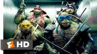 Nonton Teenage Mutant Ninja Turtles  2014    Elevator Freestyle Scene  8 10    Movieclips Film Subtitle Indonesia Streaming Movie Download